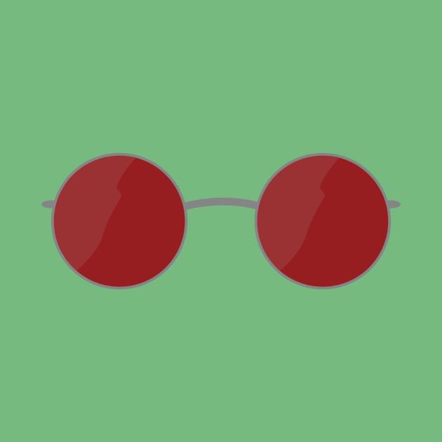 27e18fc65b14 Matt Murdock Glasses - Daredevil - T-Shirt