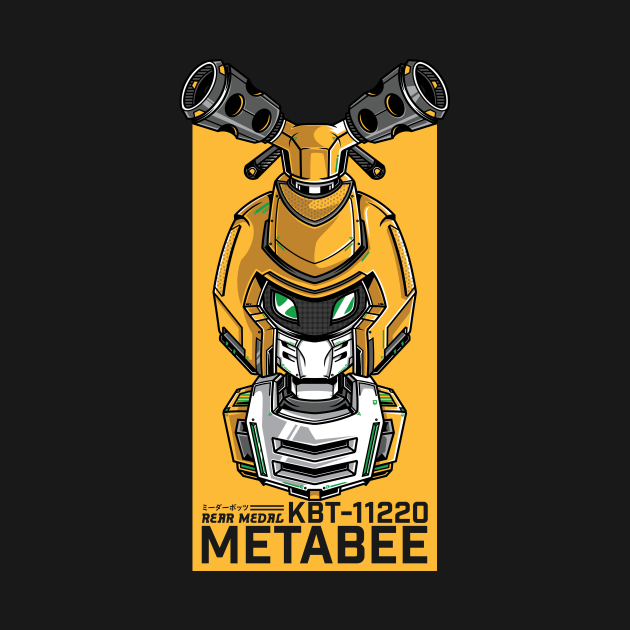 Mecha Metabee