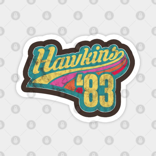 Hawkins '83 Retro Wash