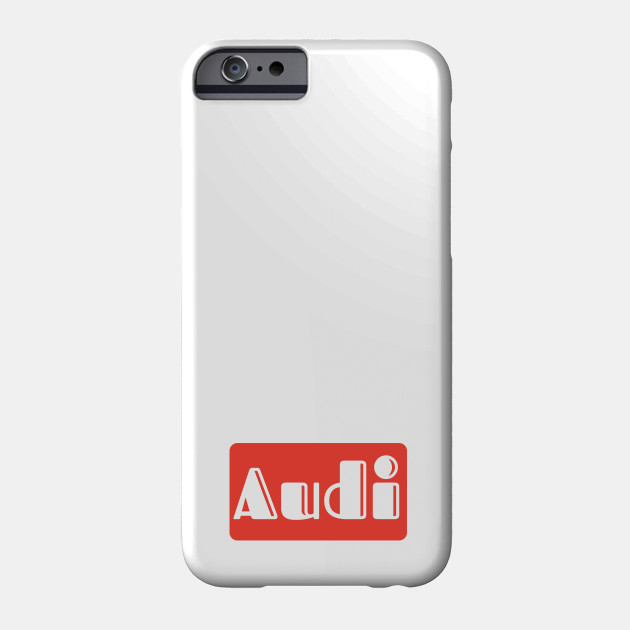 Audi Phone Case