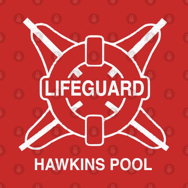 HAWKINS LIFEGUARD RED