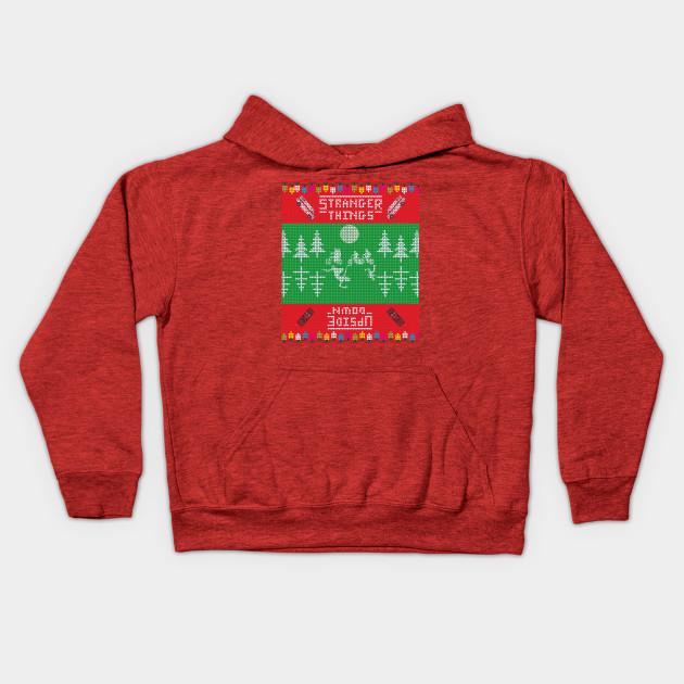 Stranger Things Christmas Sweater.Stranger Things Christmas