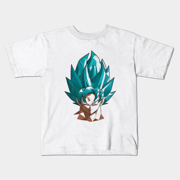 eed18874 Poly Saiyan - Goku - Kids T-Shirt | TeePublic