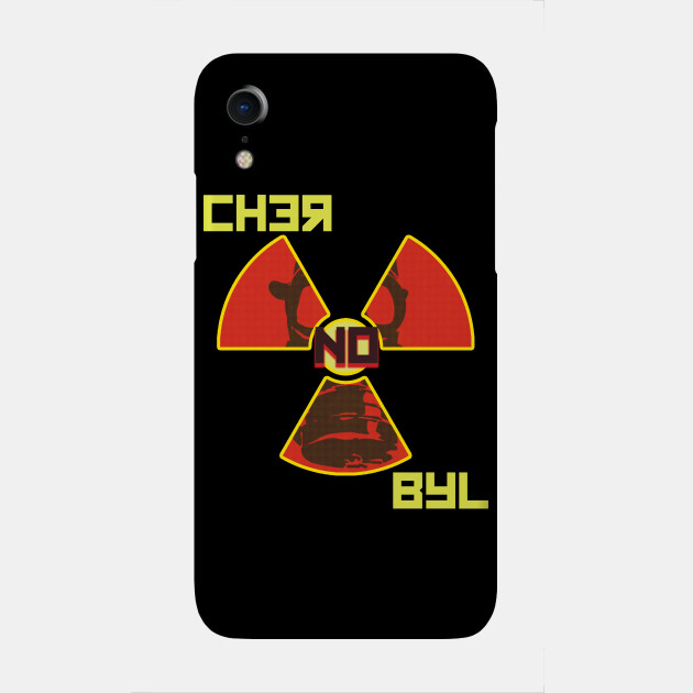 coque iphone 8 tchernobyl