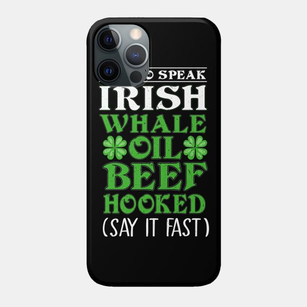 How To Speak Irish
