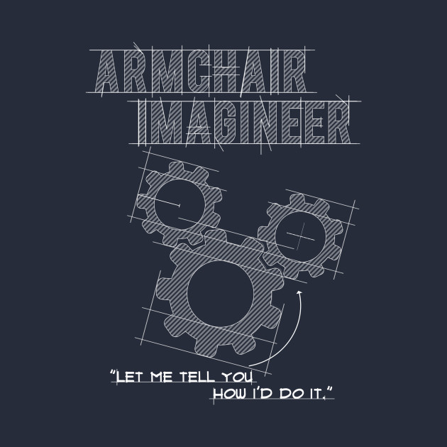 Armchair Imagineer