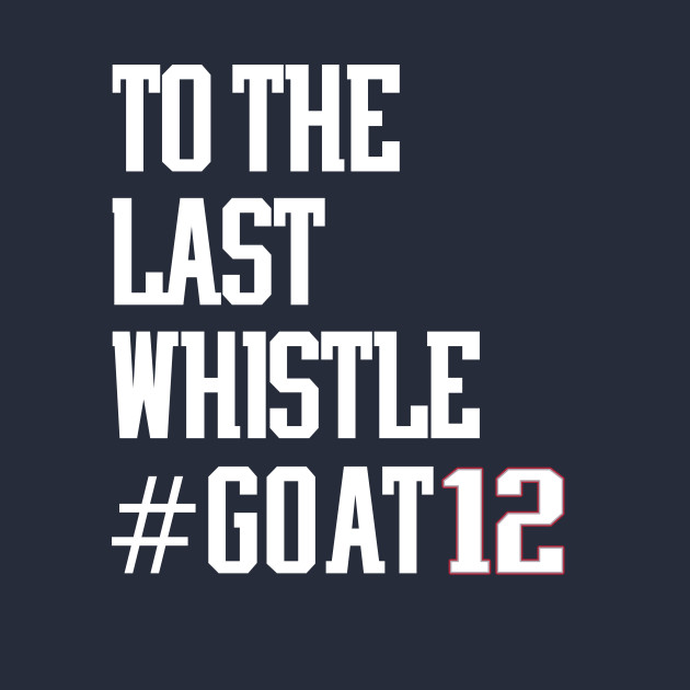 Greatest Of All Time #GOAT12 GOAT GOAT12 Adult Tee Shirt