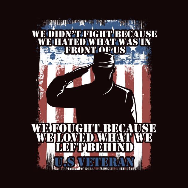 Veteran Love What We Left Behind