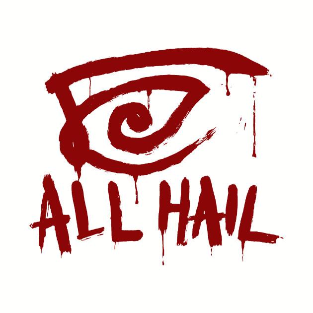 Red King eye all hail