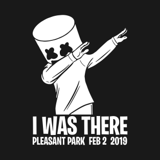 49ec62e775eae MARSHMELLO I WAS THERE T-Shirt
