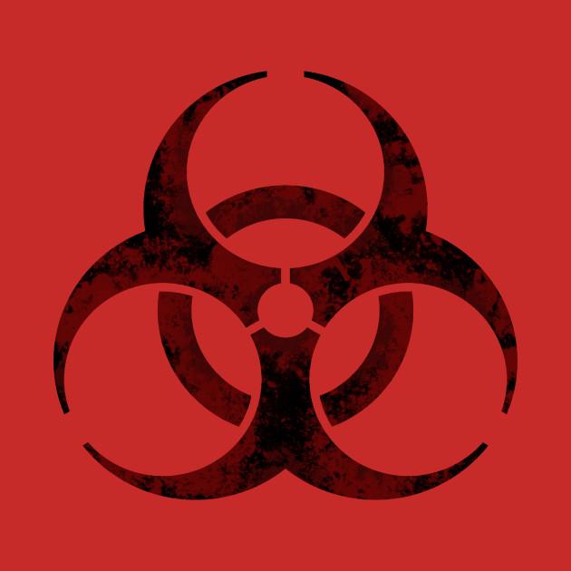 Biohazard Symbol Virus T Shirt Teepublic
