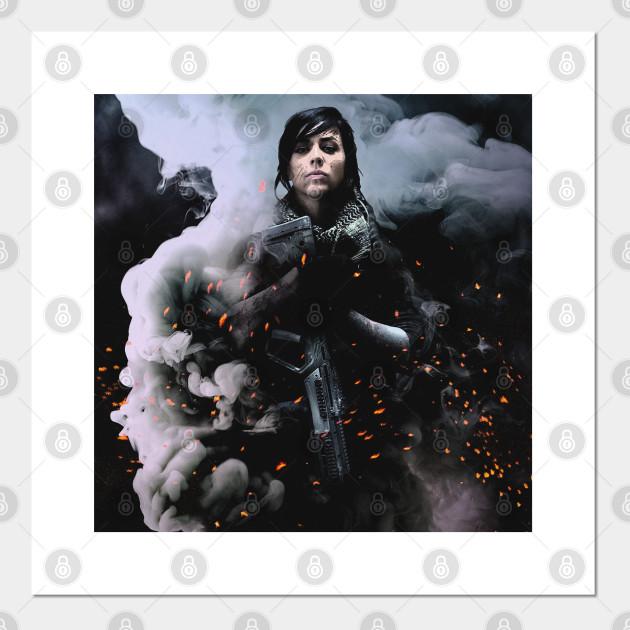 Mara Call Of Duty Call Of Duty Posters And Art Prints Teepublic