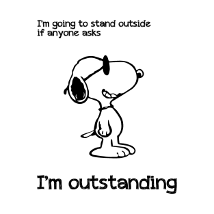 Outstanding Snoopy t-shirts