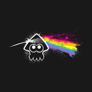 Dark side of the Squid t-shirts