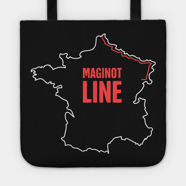 World War II French Maginot Line