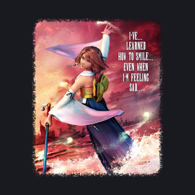 Final Fantasy X - Yuna