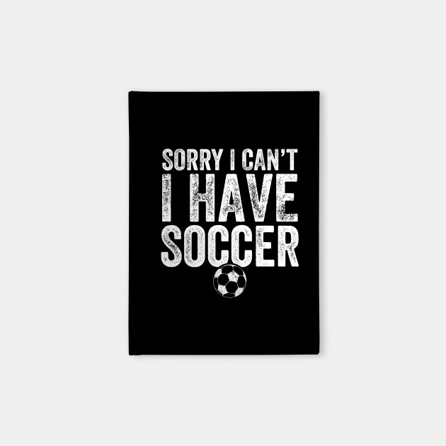 Sorry I can't I have soccer