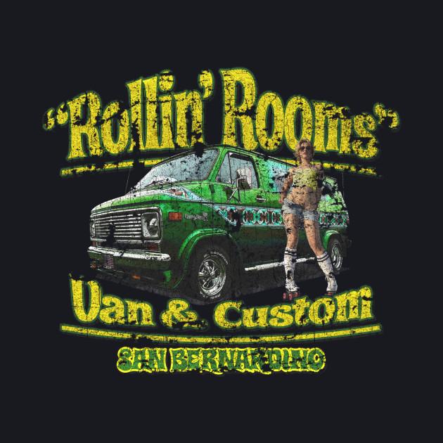 Rollin' Rooms Van & Custom - Vintage
