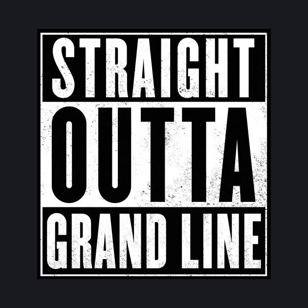Straight outta Grand Line