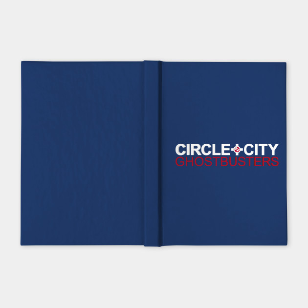 Circle City Ghostbusters Wordmark (Dark Shirts)