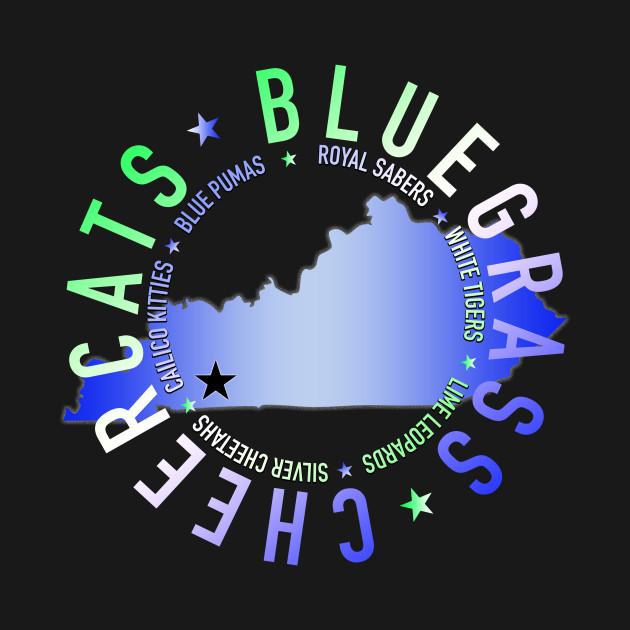 Bluegrass State w/ Team Names