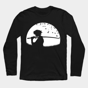 Samurai champloo hoodie