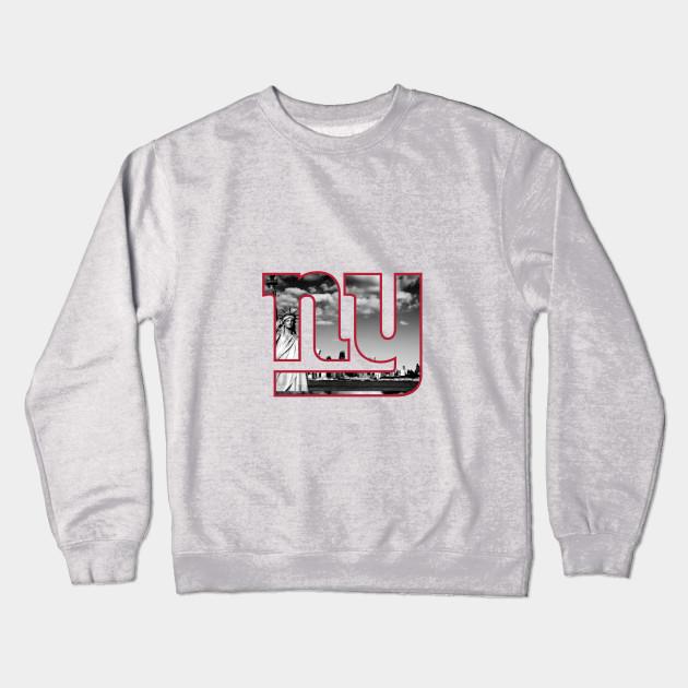 87a793d1514 New York Giants Logo - Football - Crewneck Sweatshirt