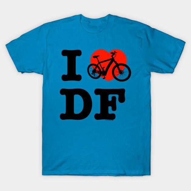 I Love Cycling Mexico City Mexico City T Shirt Teepublic