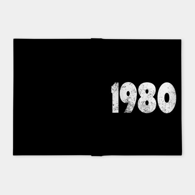 Born in 1980 Womens 1980 - Made In The 1980S 1980 BirthdayGift Tee Long Sleeve Hoodie Sweatshirt