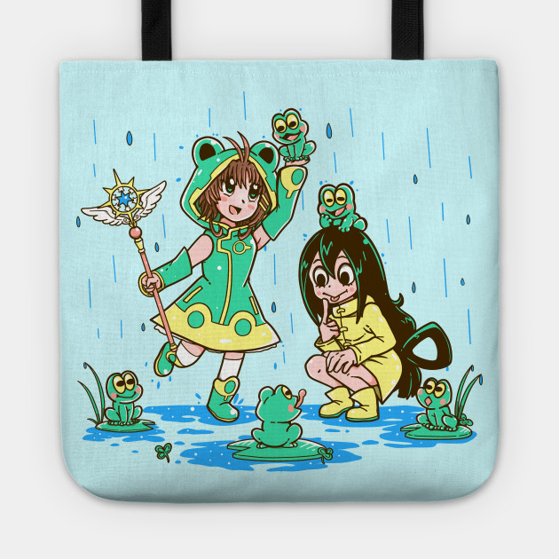 Best Frog Girls By Techranova