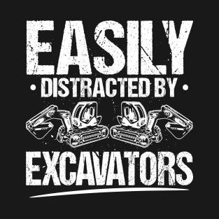 Excavator Operator T-Shirts | TeePublic