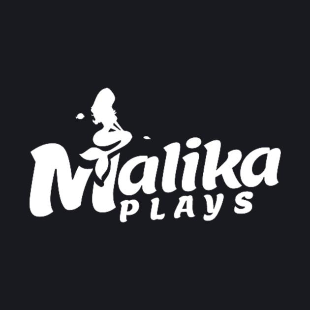 MalikaPlays logo