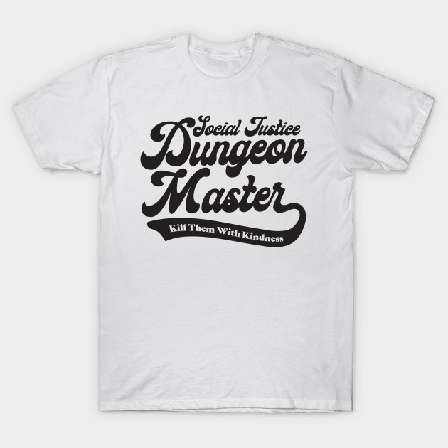 Dungeons and Dragons T-Shirt Dungeon Master