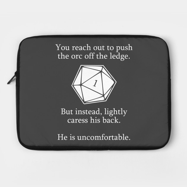 Dungeons and Dragons Shirt D20 Roll Funny