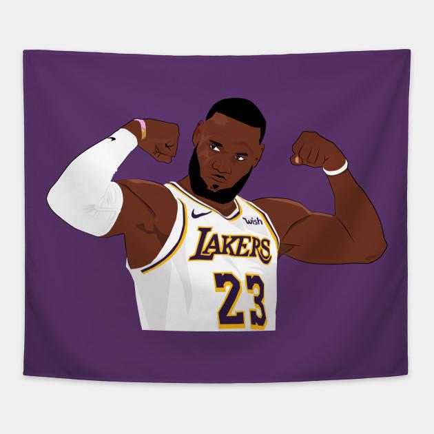 72e2742ef03 LeBron James - Lebron James - Tapestry