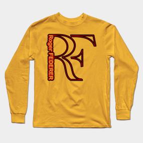 2444fb69 Tennis Roger Federer Long Sleeve T-Shirts | TeePublic