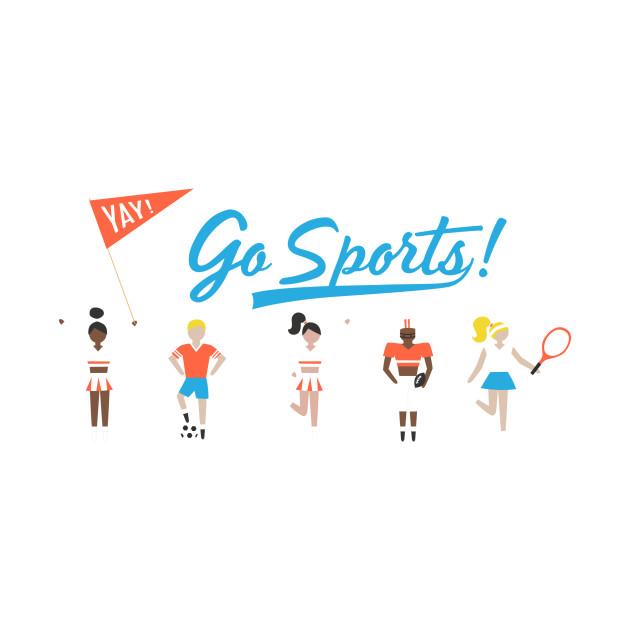 Yay! Go, Sports! logo
