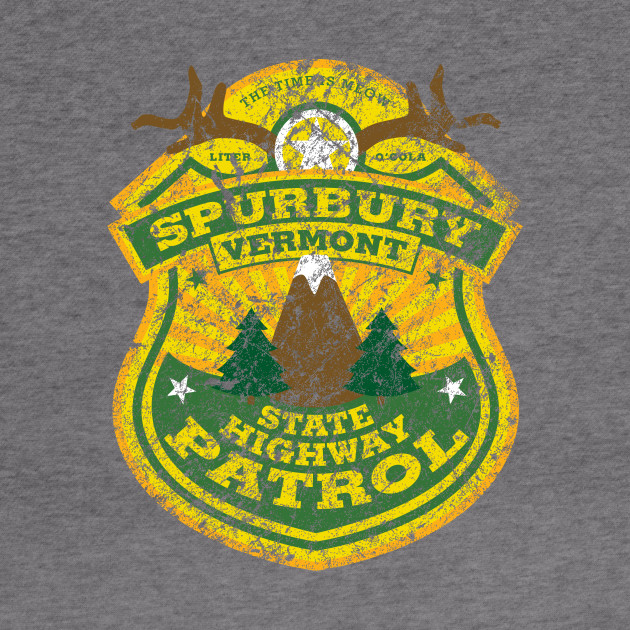 Spurbury State Highway Patrol