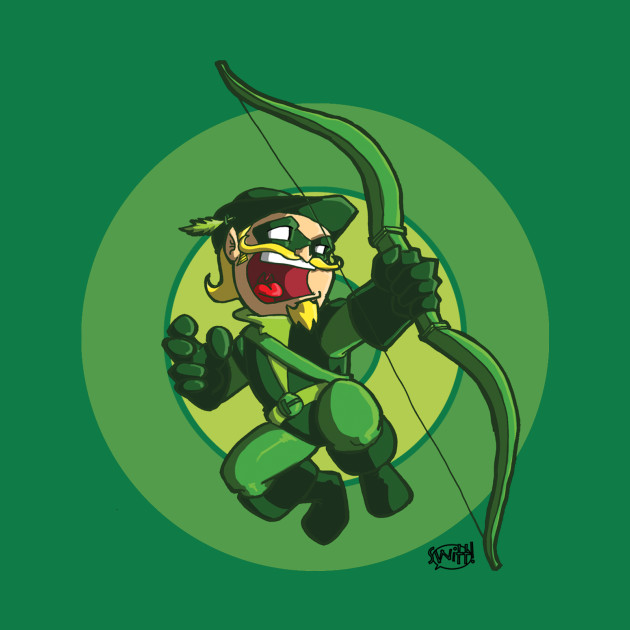 Green Arrow: Bullseye