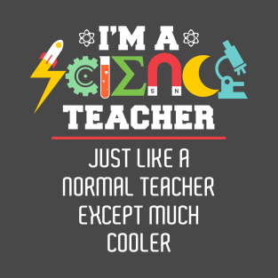 Science Teacher t-shirts