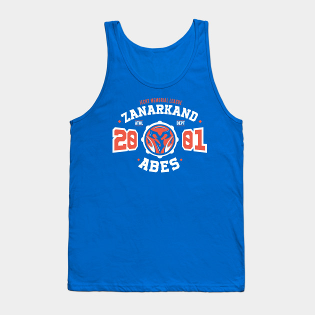 Zanarkand Abes Athletic Shirt