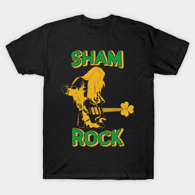 Patrick/'s Day Irish Shamrock Sham Rock Guitar Toddler T-Shirt St