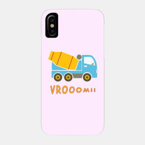 Construction Machinery Phone Cases - iPhone and Android