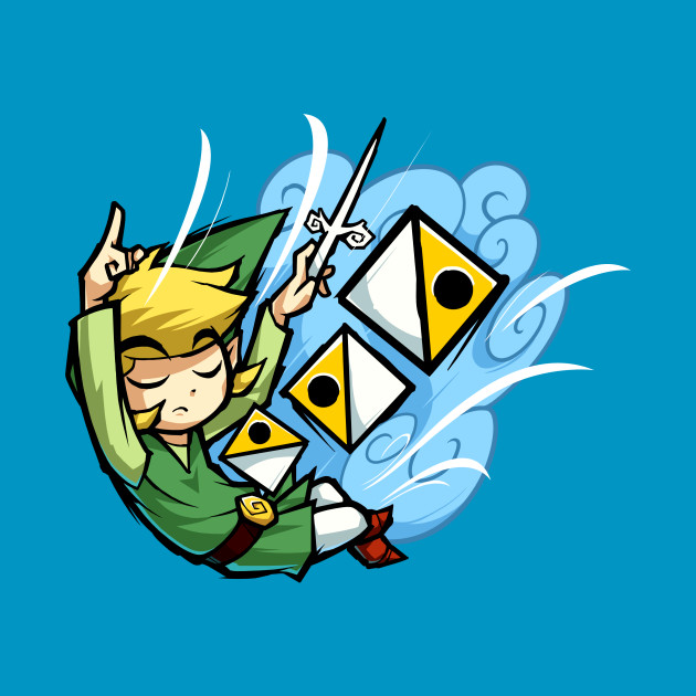 Legend of Zelda Wind's Requiem