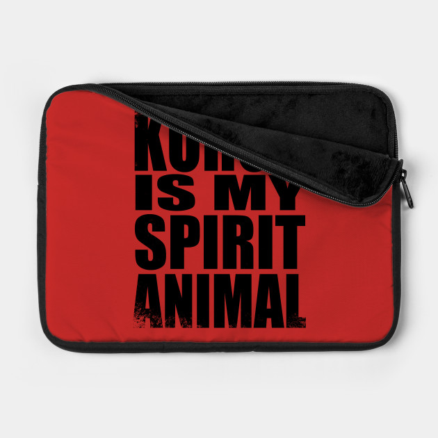 Kuroo is my Spirit Animal