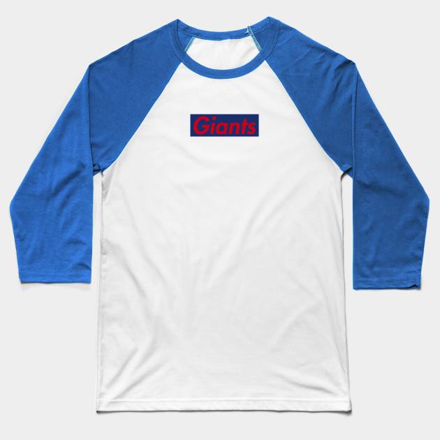 Giants Supreme - Giants - Baseball T-Shirt  c632cad93