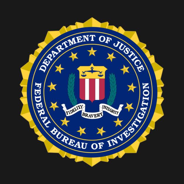 Fbi Graphic Design