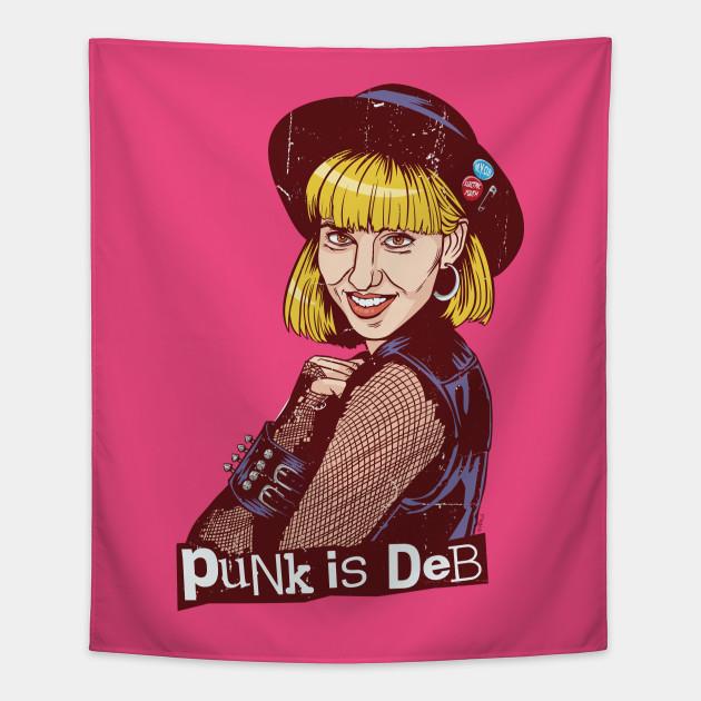Punk is Deb