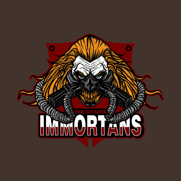 The Immortans T-Shirt