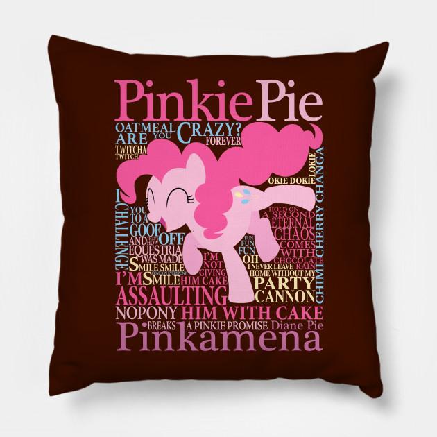 Many Words of Pinkie Pie